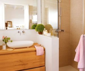 bathroom, home decor, and rooms image