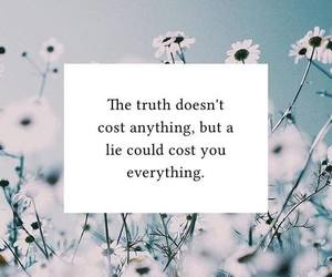 quotes, lie, and cost image