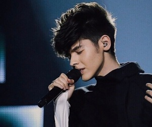 kristian kostov, eurovision, and beautiful mess image