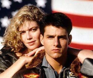 top gun, Tom Cruise, and movie image