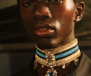fashion, jewellery, and runway image