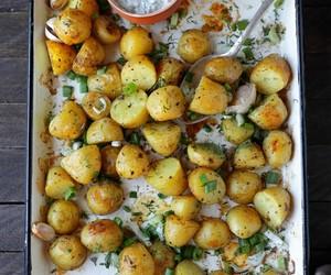 obiad, ziemniaki, and przepis image