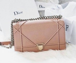 dior, bag, and fashion image