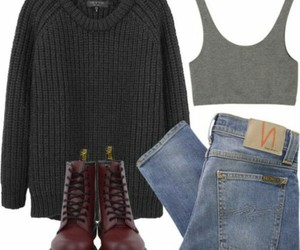 alternative, indie, and outfit image