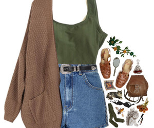 cardigan, casual, and clothes image
