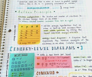 notes, school, and university image