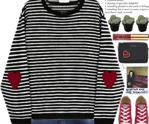 clothes, fashion, and heart image