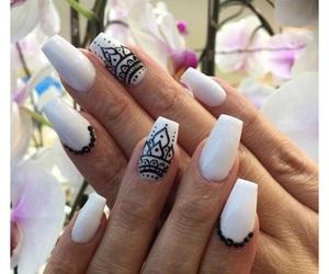 blanco, elegantes, and cool image