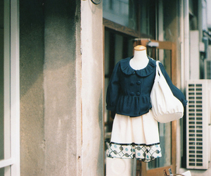 clothe, clothes, and mannequin image