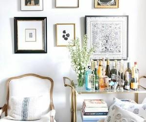 armchair, home decor, and sofa image