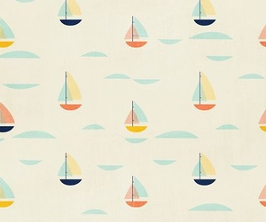 wallpaper, boat, and background image