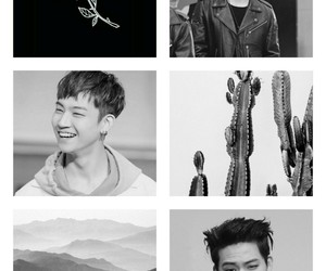 asian, leader, and b&w image