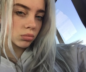 billie eilish, icon, and billie image