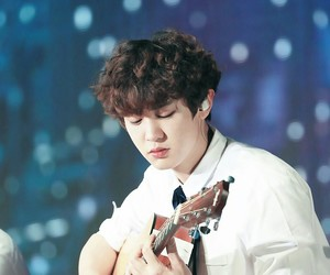 exo, guitar, and exo planet image