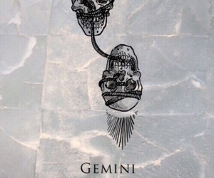 gemini and zodiac image