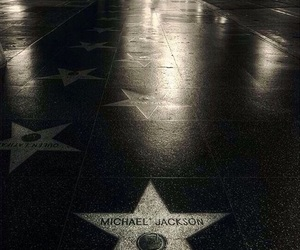 michael jackson and hollywood image