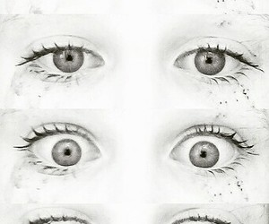 cool, eye, and face image