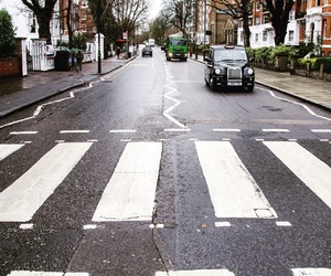 abbey road, london, and Londra image
