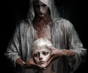 the evil within, ruvik, and leslie withers image