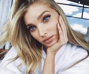 model, elsa hosk, and girl image