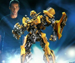 film, Sam, and transformers image