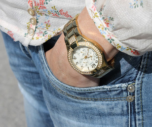 fashion, guess, and watches image