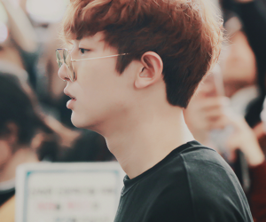 exo, park chanyeol, and kpop image