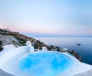 beach, Dream, and pool image