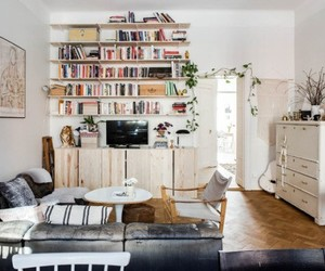 home decor, living room, and apartment+decor image