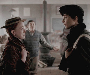 anne shirley, gilbert blythe, and cute image