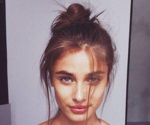 taylor hill, model, and brunette image