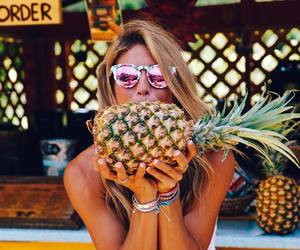 food, summer, and tropical image
