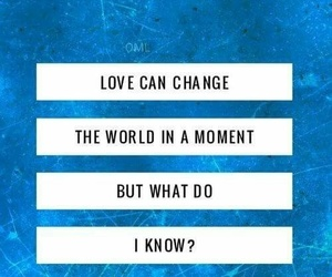 blue, change, and divide image