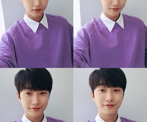 handsome, korean actor, and jung jinyoung image