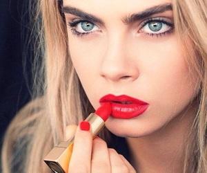 cara delevingne, model, and red image