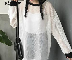 fashion and korean fashion image