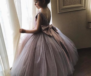 girl, clothes, and dress image