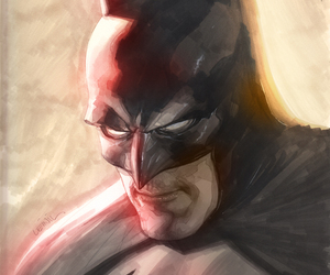 bat, batman, and fanart image