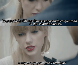 amor, letras, and Taylor Swift image