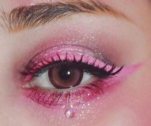 aesthetic, baby pink, and pink image