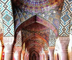 travel, architecture, and india image