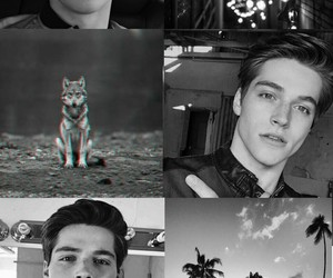 background, teen wolf, and froy gutierrez image