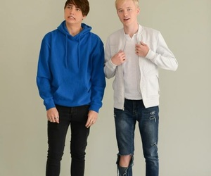 youtube, sam and colby, and sam golbach image