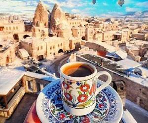 coffe, Turkish, and winter image