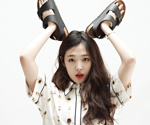 beautiful, fx, and korea image