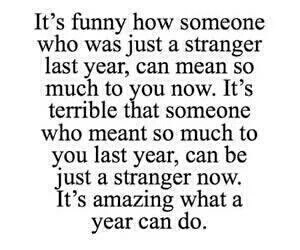 quotes, stranger, and year image