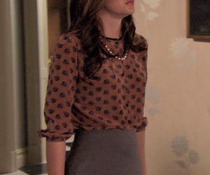 outfits, style, and blair waldorf image