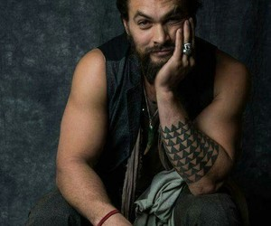game of thrones, jason momoa, and actor image
