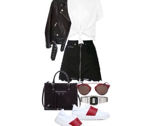 casual, Polyvore, and street style image
