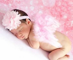 photography, ángel, and baby image